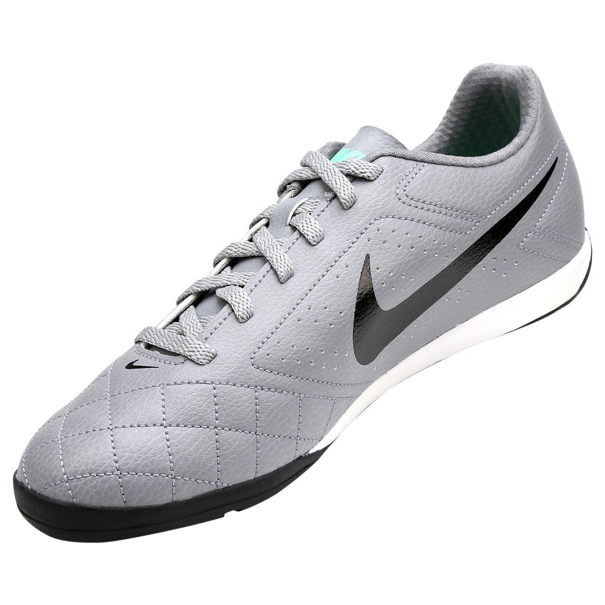 e0ddf0ed2e Chuteira Futsal Nike Beco 2 Futsal - Chumbo e Cinza - Compre Agora ...