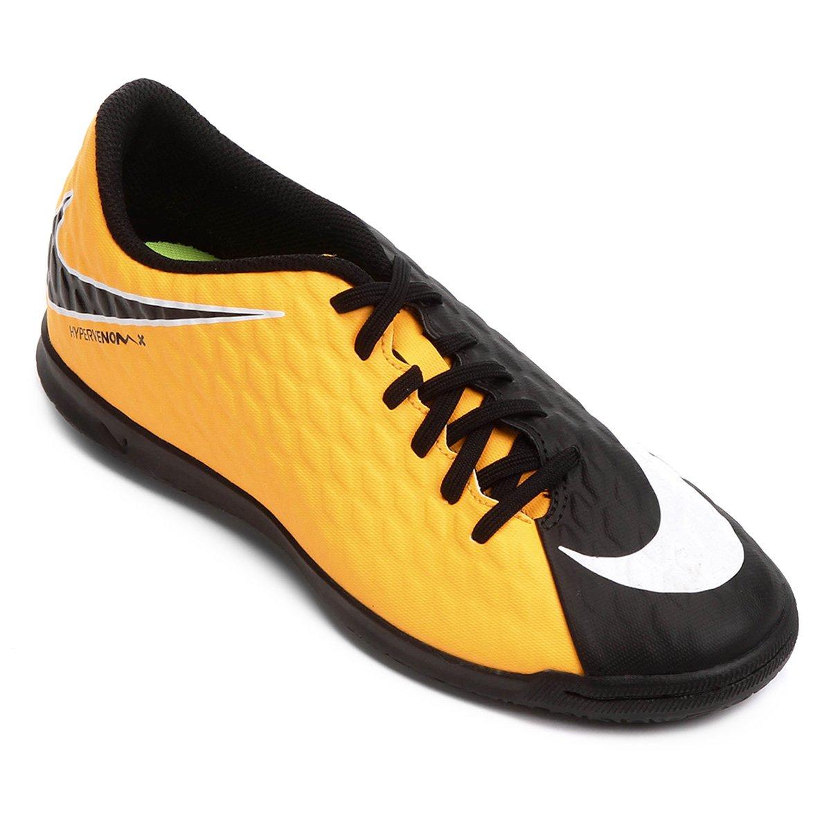 Volcánico Pensionista todo lo mejor  Chuteira Futsal Nike Hypervenom Phade 3 IC | Netshoes