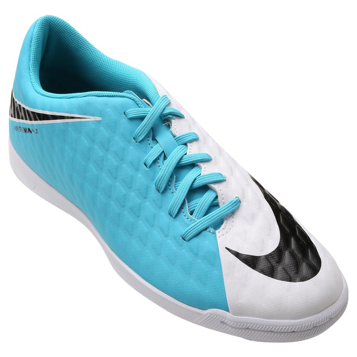 0db45d25fe75a Chuteira Futsal Nike Hypervenom Phade 3 IC - Compre Agora