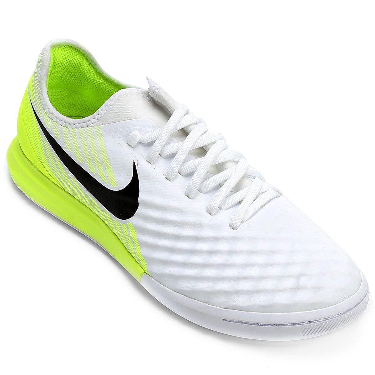 Comparación Arte pantalones  Chuteira Futsal Nike Magista Finale 2 IC | Netshoes