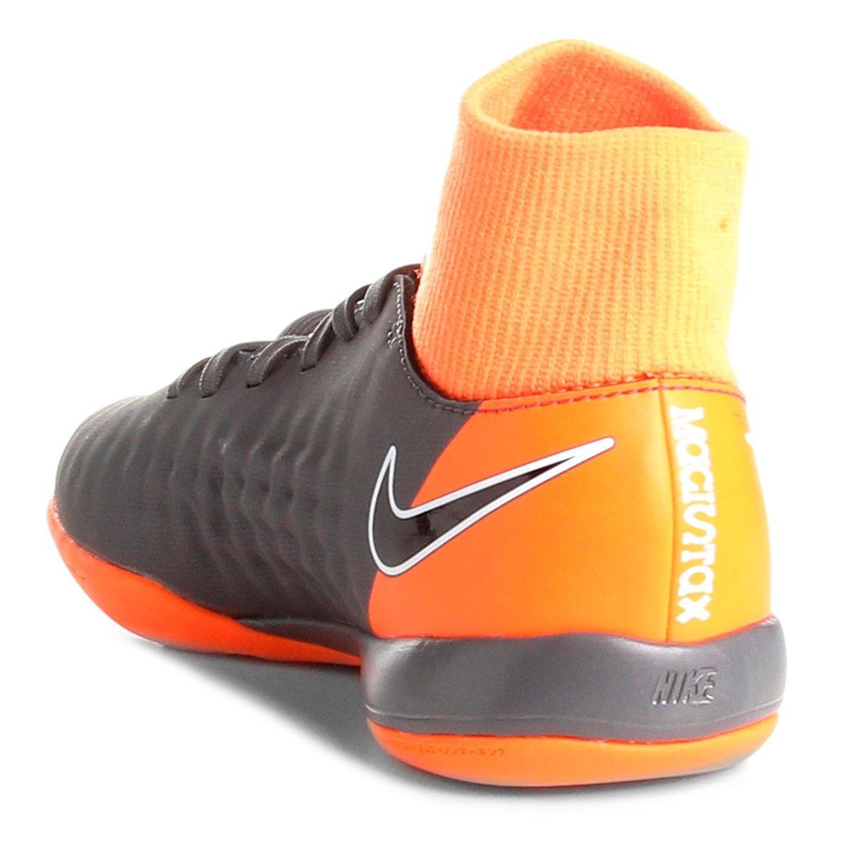 ... Chuteira Futsal Nike Magista Obra 2 Academy Dinamic Fit Infantil ... 28f03135c4cca