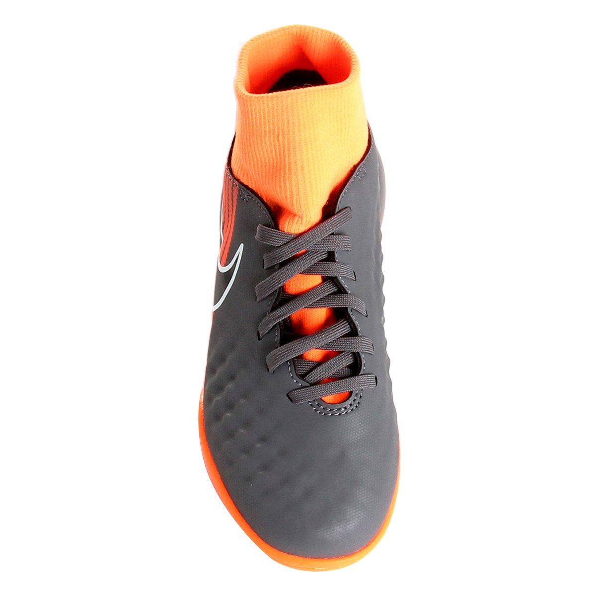 Chuteira Futsal Nike Magista Obra 2 Academy Dinamic Fit Infantil ... 6e0bf441567f0