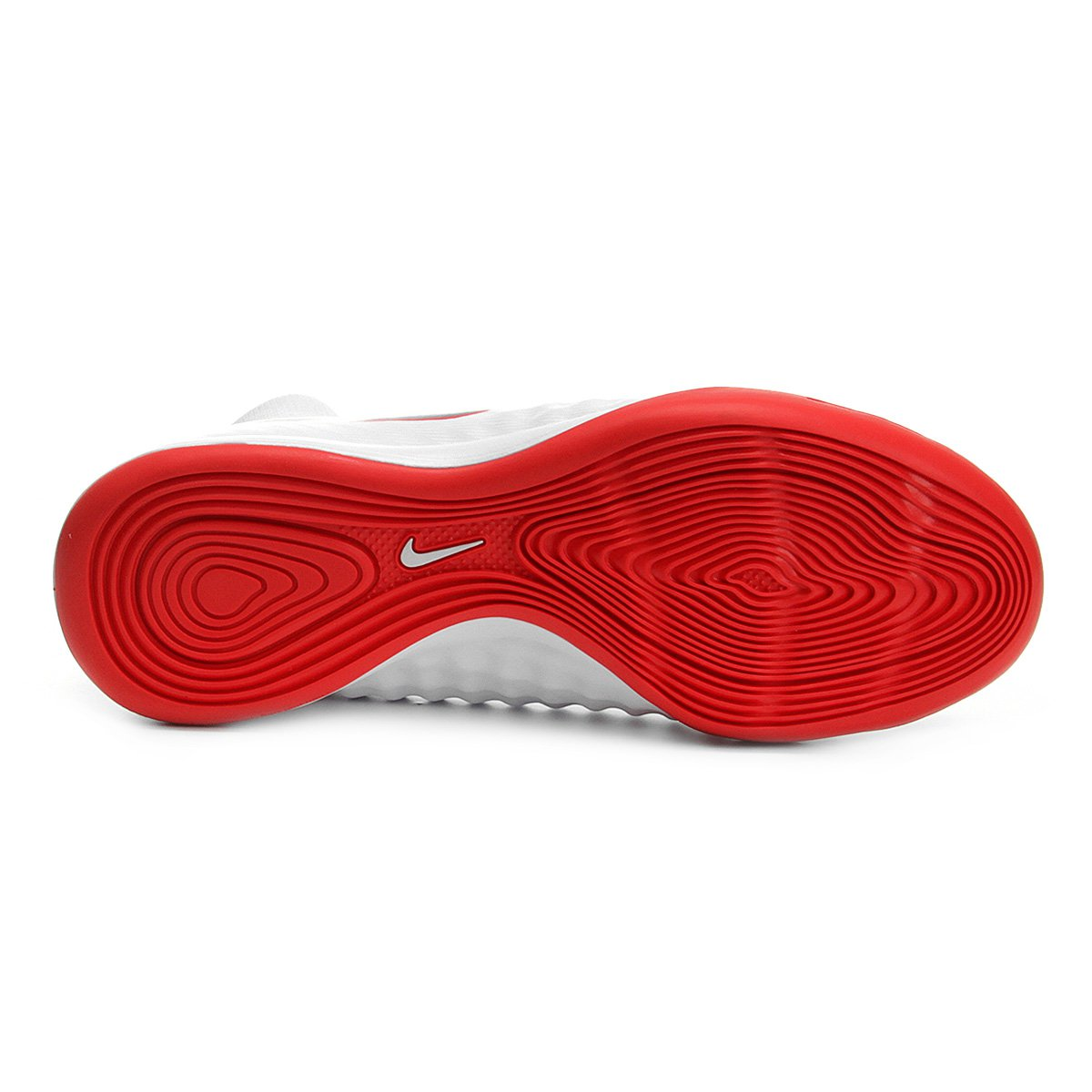 Chuteira Futsal Nike Magista Obra 2 Academy Dinamic Fit - Branco e ... d604e131740a4