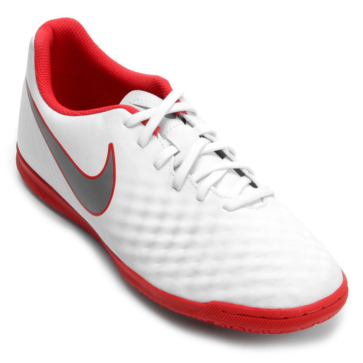 9c6addef92e Chuteira Futsal Nike Magista Obra 2 Club IC - Compre Agora