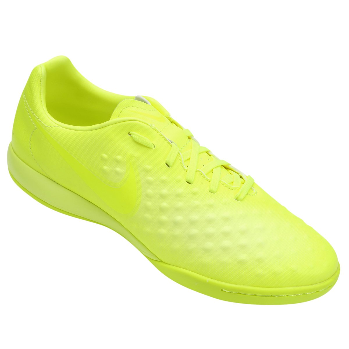Chuteira Futsal Nike Magista Onda II IC - Verde Limão - Compre Agora ... 0452a0a94b8c0