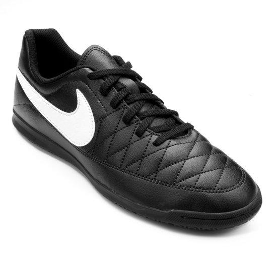 Chuteira Futsal Nike Majestry IC - Preto