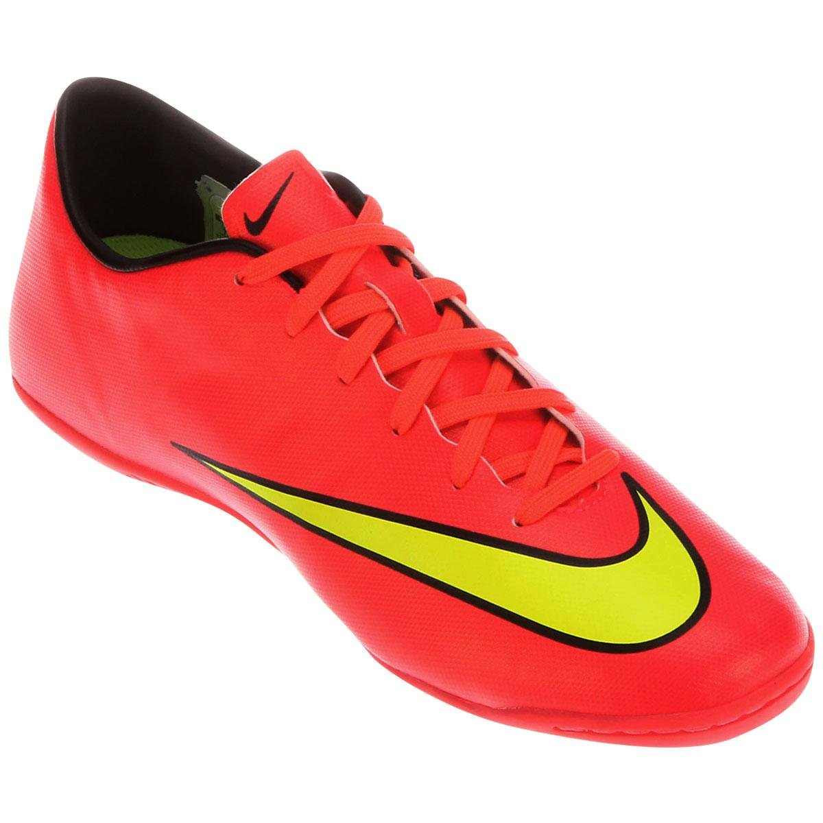 ... d5b9779eae0 Chuteira Futsal Nike Mercurial Victory 5 IC Masculina -  Compre Agora Netshoes ... 6081ef6ee221f