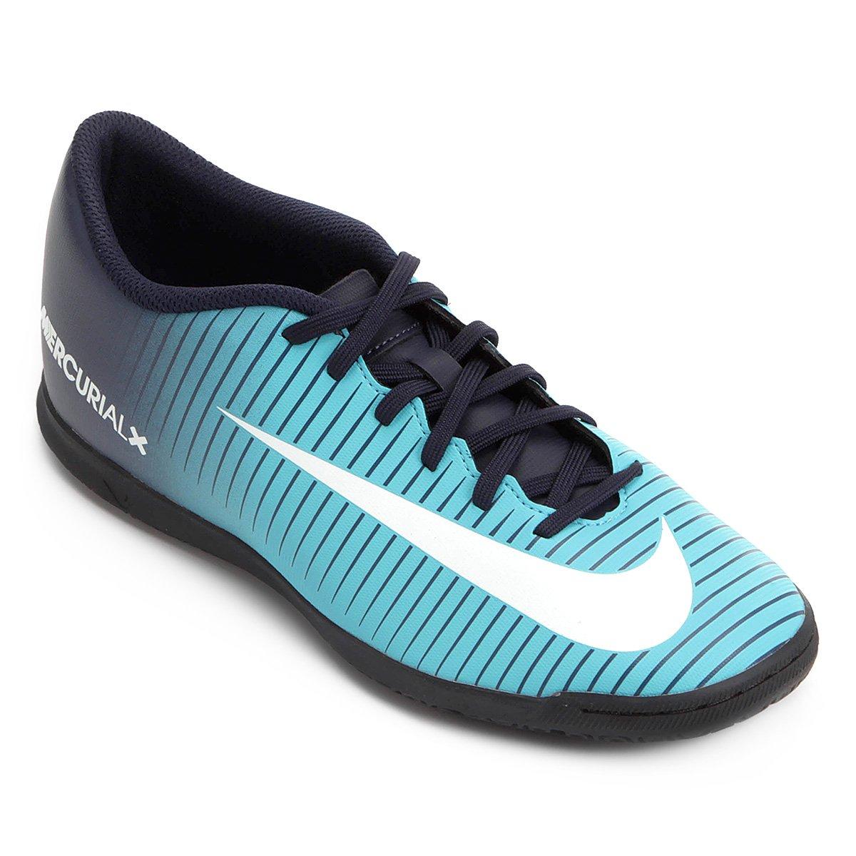 1bd4c02f70b Chuteira Futsal Nike Mercurial Vortex 3 IC - Compre Agora