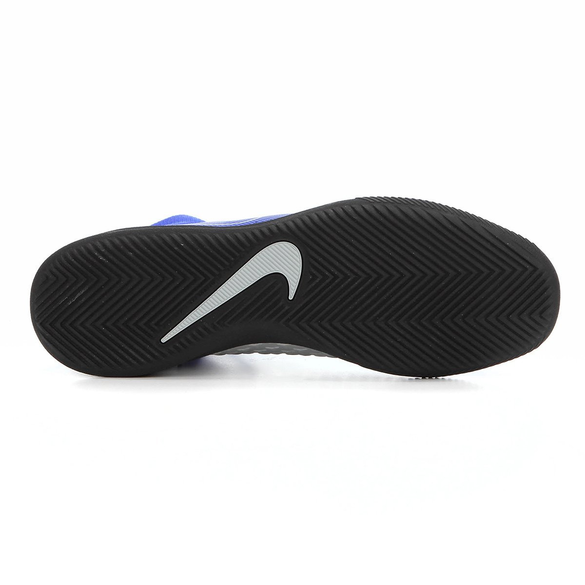Chuteira Futsal Nike Phantom Vision Club DF IC - Azul - Compre Agora ... 45fd3d452205a