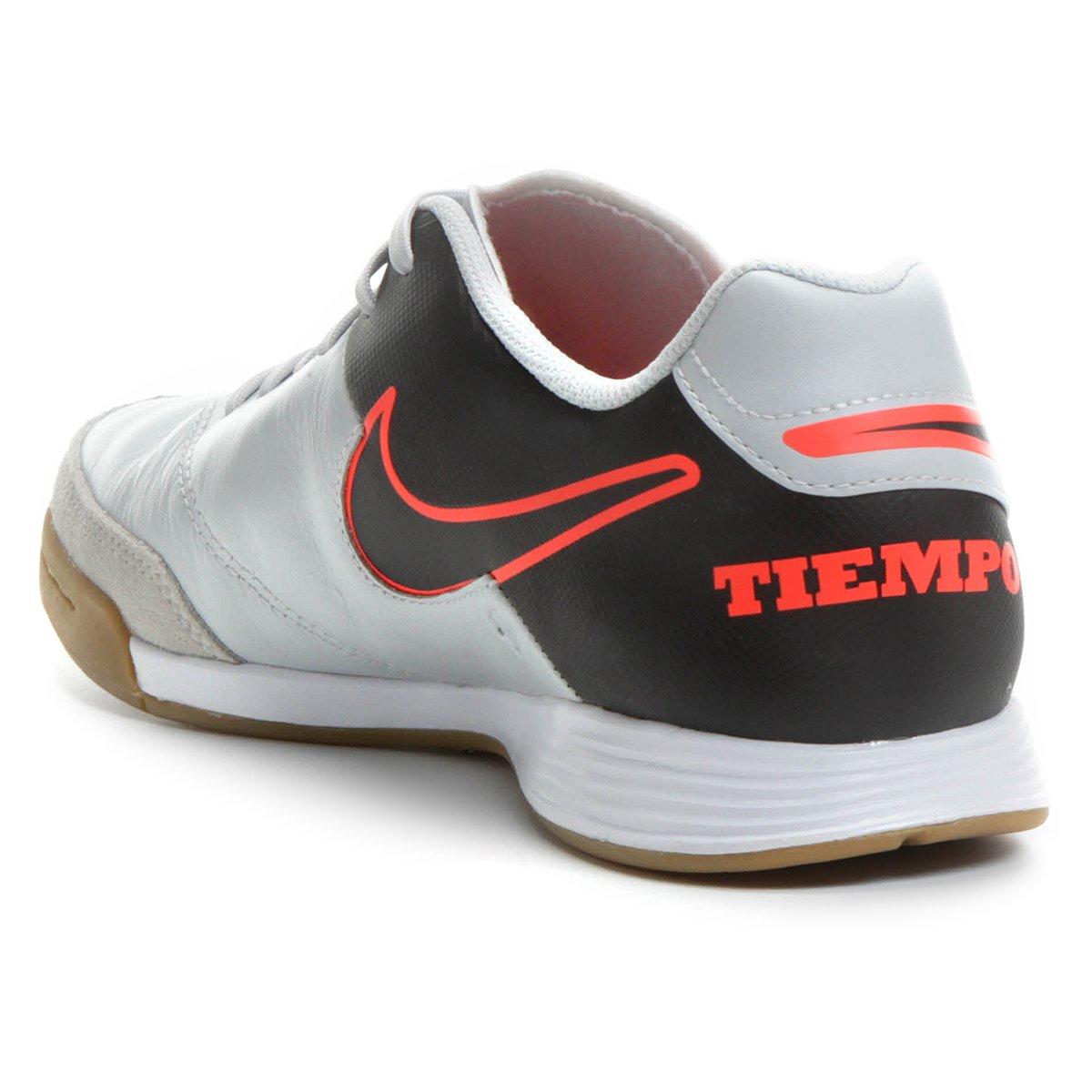 902f782199 Chuteira Futsal Nike Tiempo Genio 2 Leather IC Masculina - Compre ...