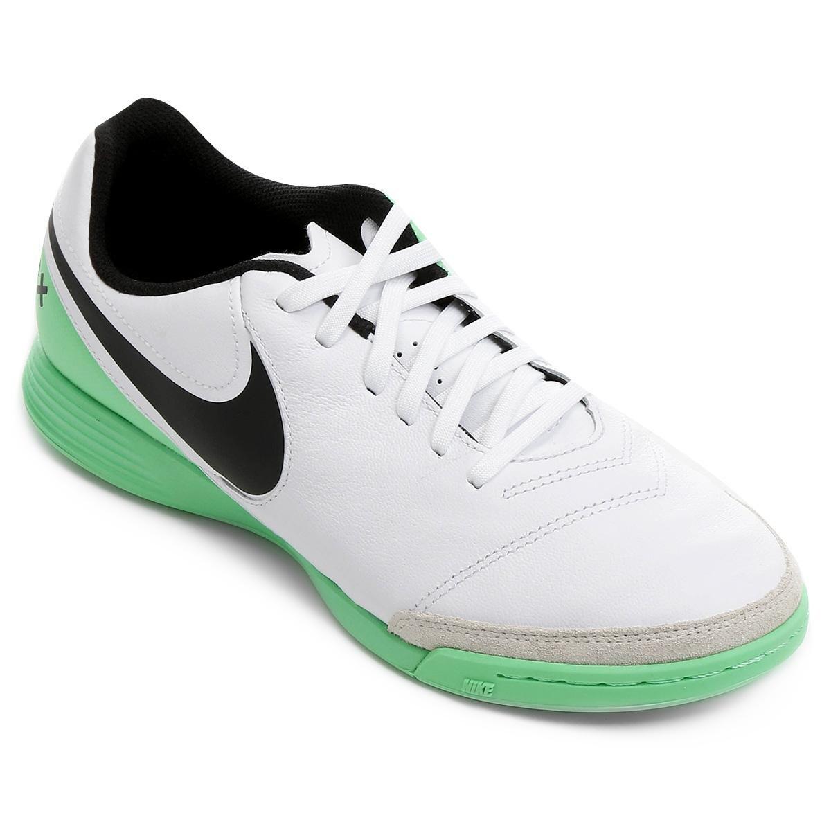 eb4404a906 Chuteira Futsal Nike Tiempo Genio 2 Leather IC - Compre Agora