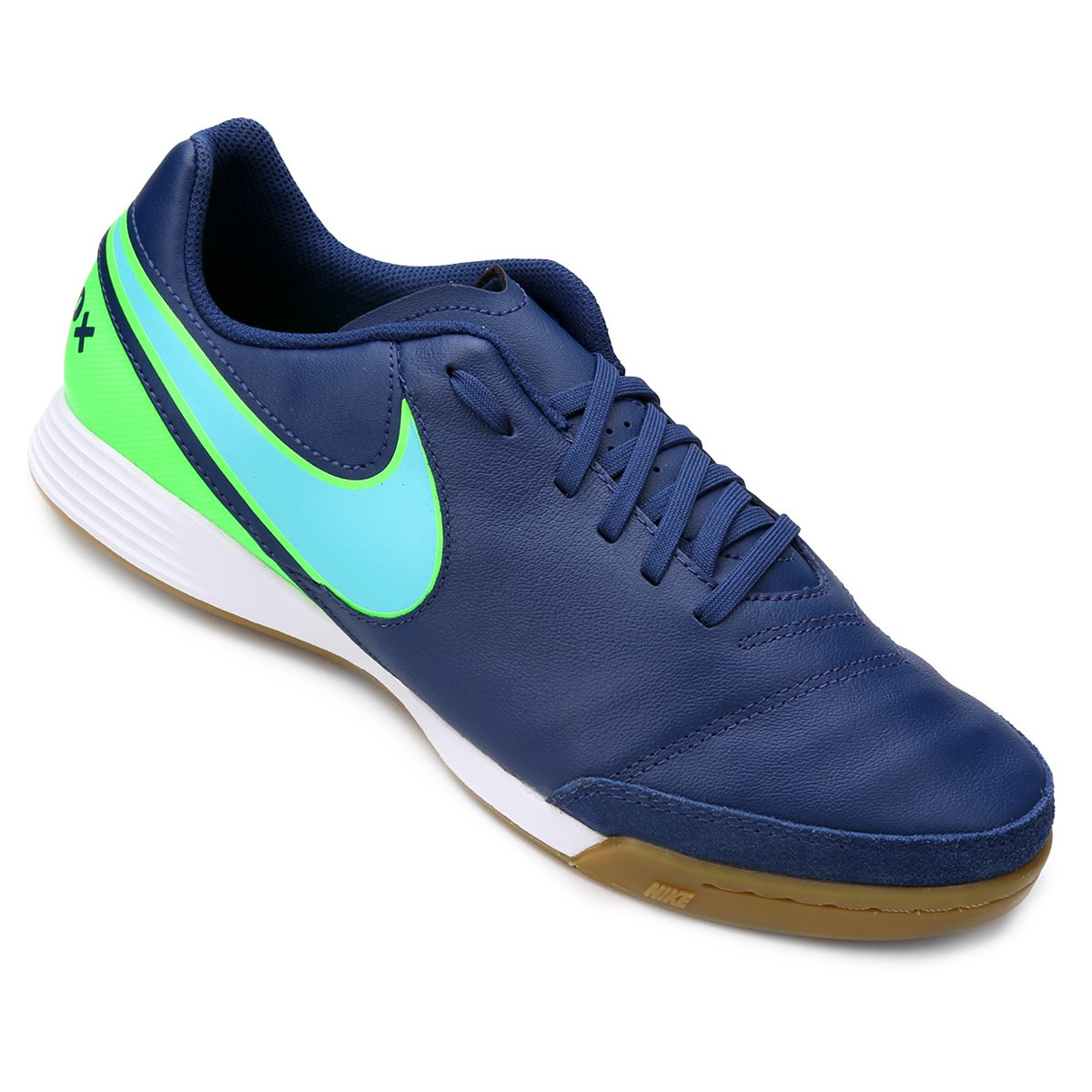 0d87adda36753 Chuteira Futsal Nike Tiempo Genio 2 Leather IC - Compre Agora