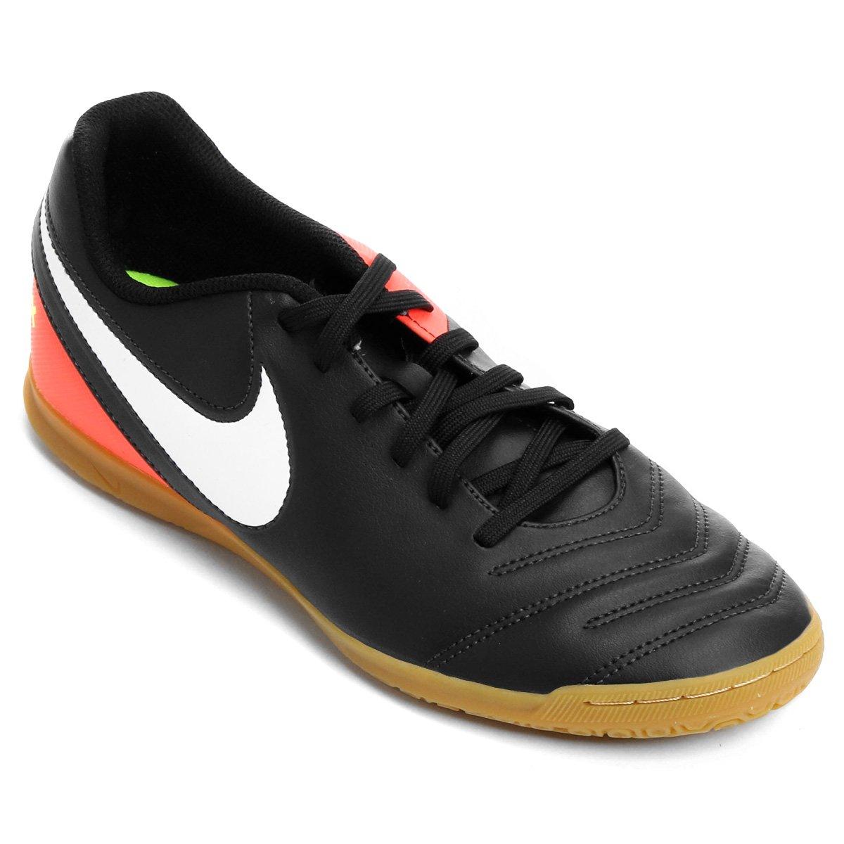Chuteira Futsal Nike Tiempo Rio 3 IC - Compre Agora  dd71cd03af537