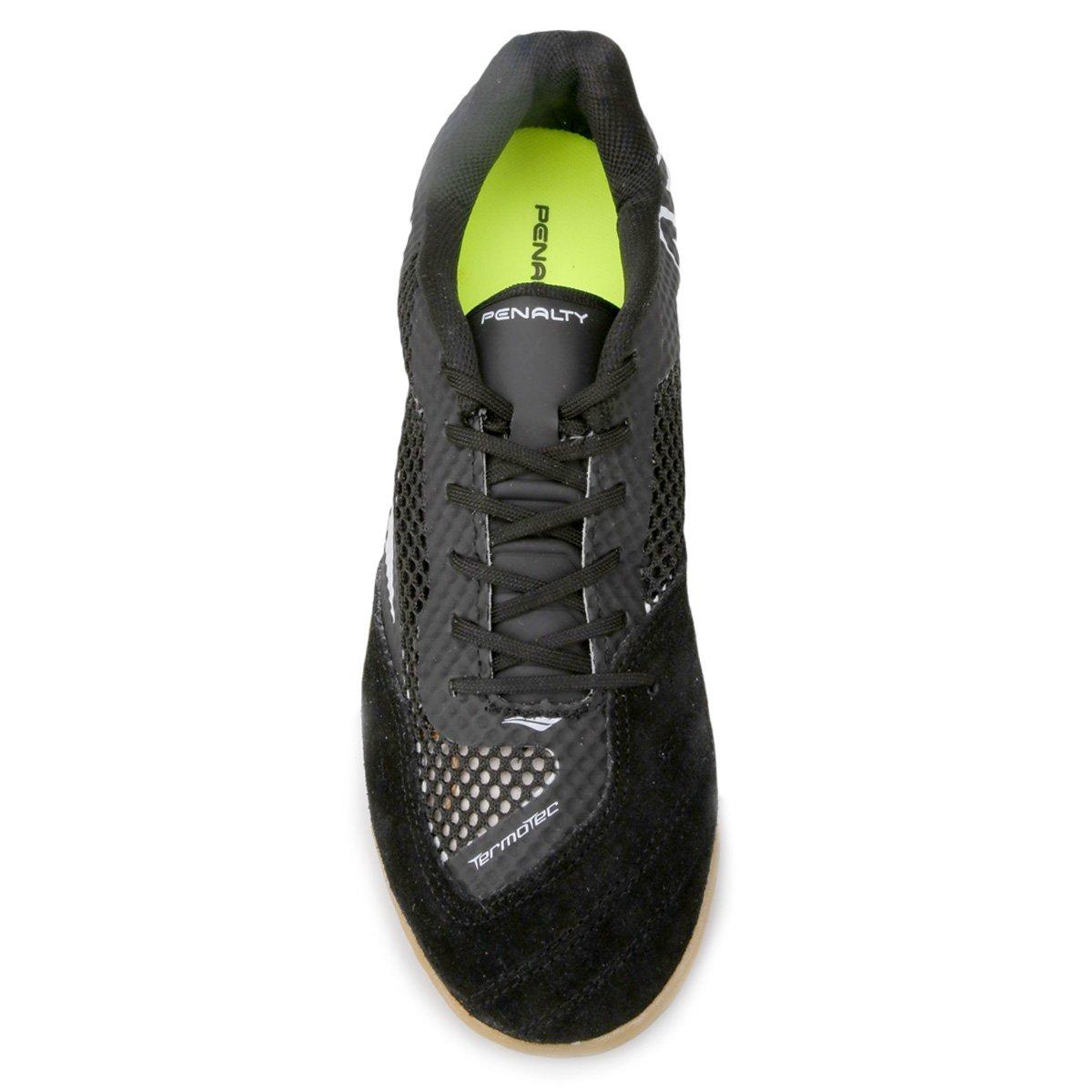 28dcbcd909 Chuteira Futsal Penalty Max 500 7 Masculina - Compre Agora
