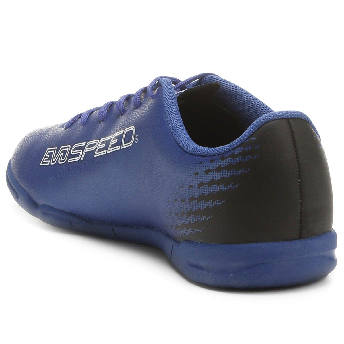 Evospeed IT Azul Branco Chuteira 5 Futsal Puma 17 Masculina e XyaKREAqRv
