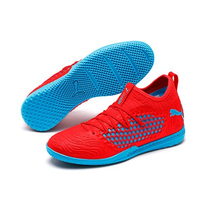 Chuteira Futsal Puma Future 19.3 Netfit It