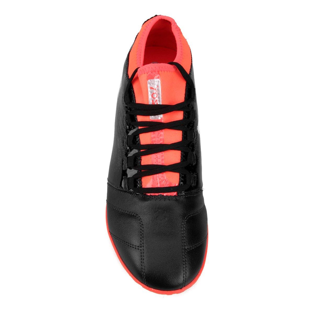2edede1228 Chuteira Futsal Puma One 18.3 IT BDP - Vermelho - Compre Agora ...