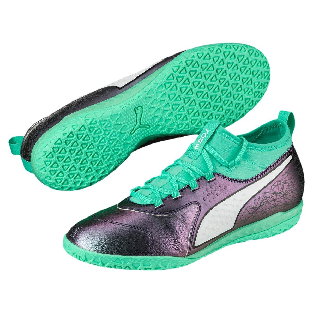 Chuteira Futsal Puma One 3 IL Lth IT BDP - Compre Agora  44279f3c8aa6e