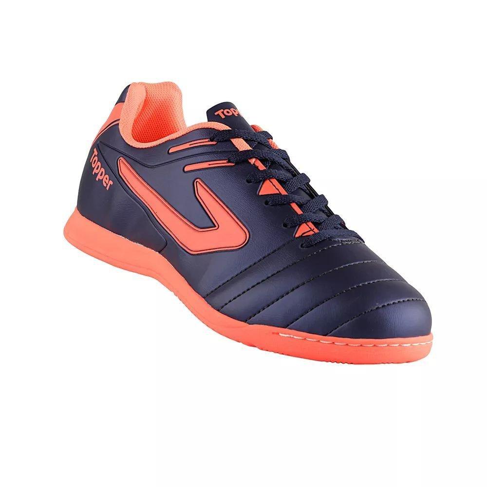 Chuteira Futsal Topper Boleiro Masculino  Chuteira Futsal Topper Boleiro  Masculino ... 859df38b62e02