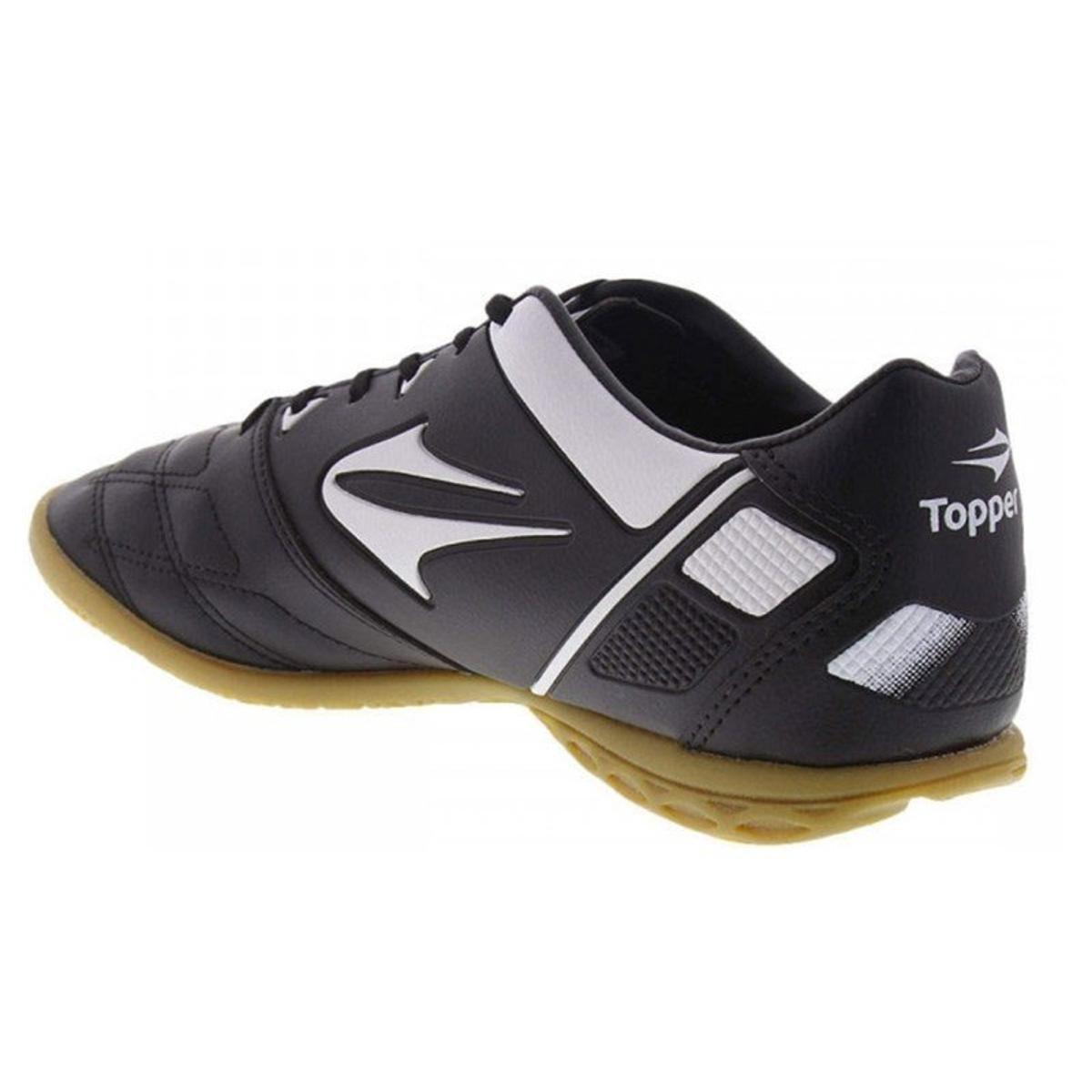 35a00d8a4c Chuteira Futsal Topper Champion 5 4136534 - Compre Agora