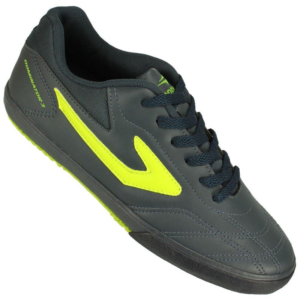 0bee51e1e8 Chuteira Futsal Topper Dominator III - Compre Agora