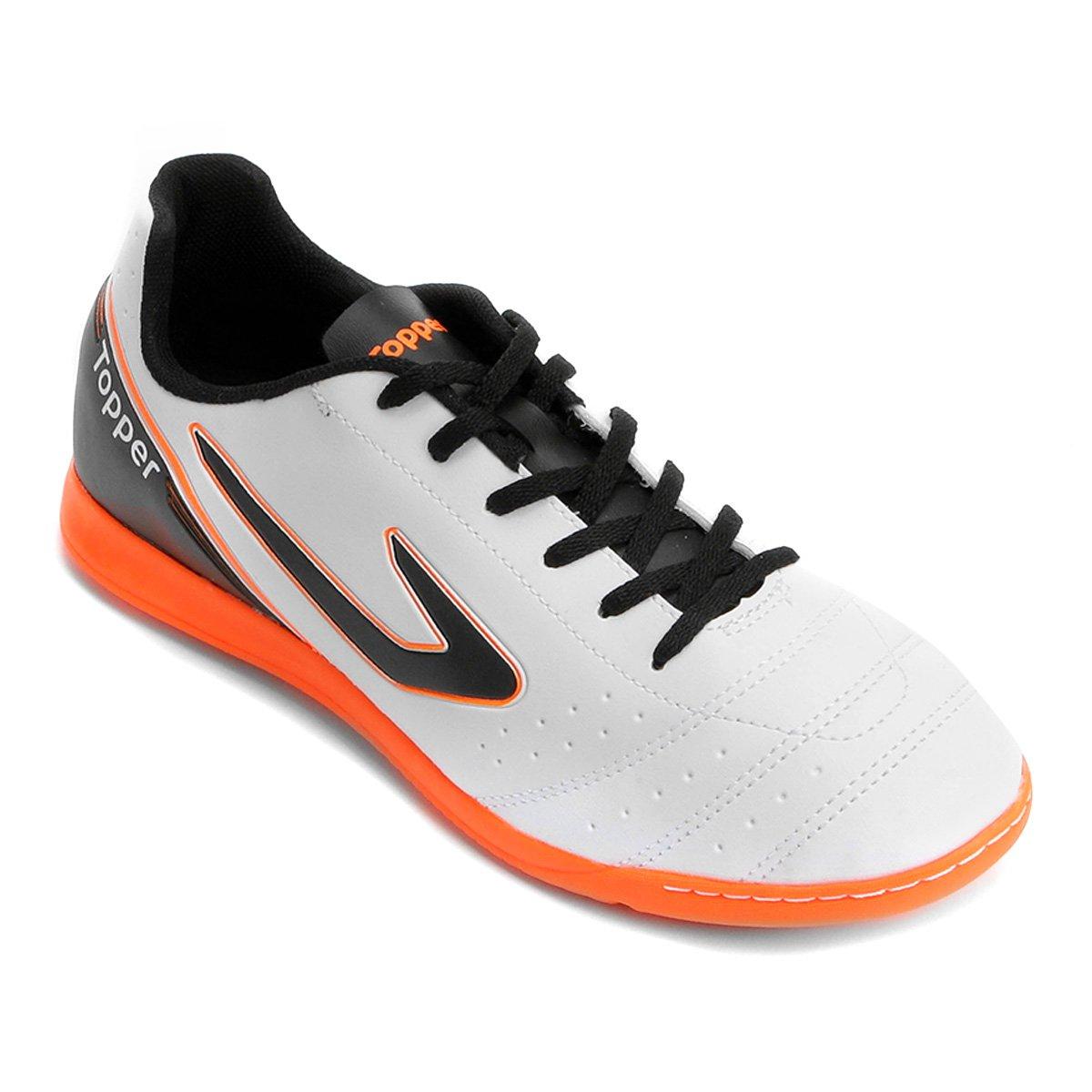 Chuteira Masculina Branco Drible Futsal Futsal Topper Chuteira Branco Masculina Drible Topper Chuteira HYqA4Hw