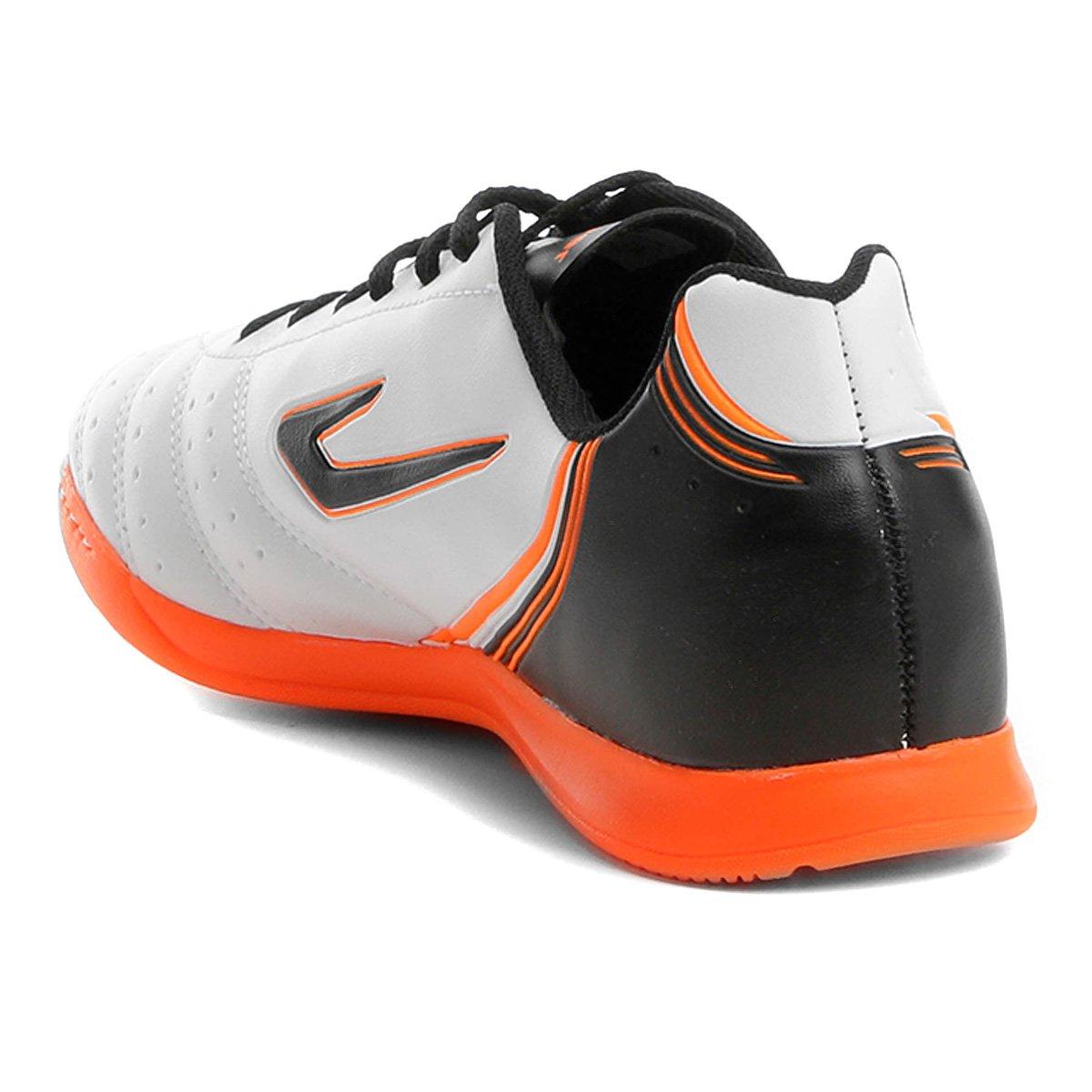 fafc557def Chuteira Futsal Topper Drible - Branco - Compre Agora