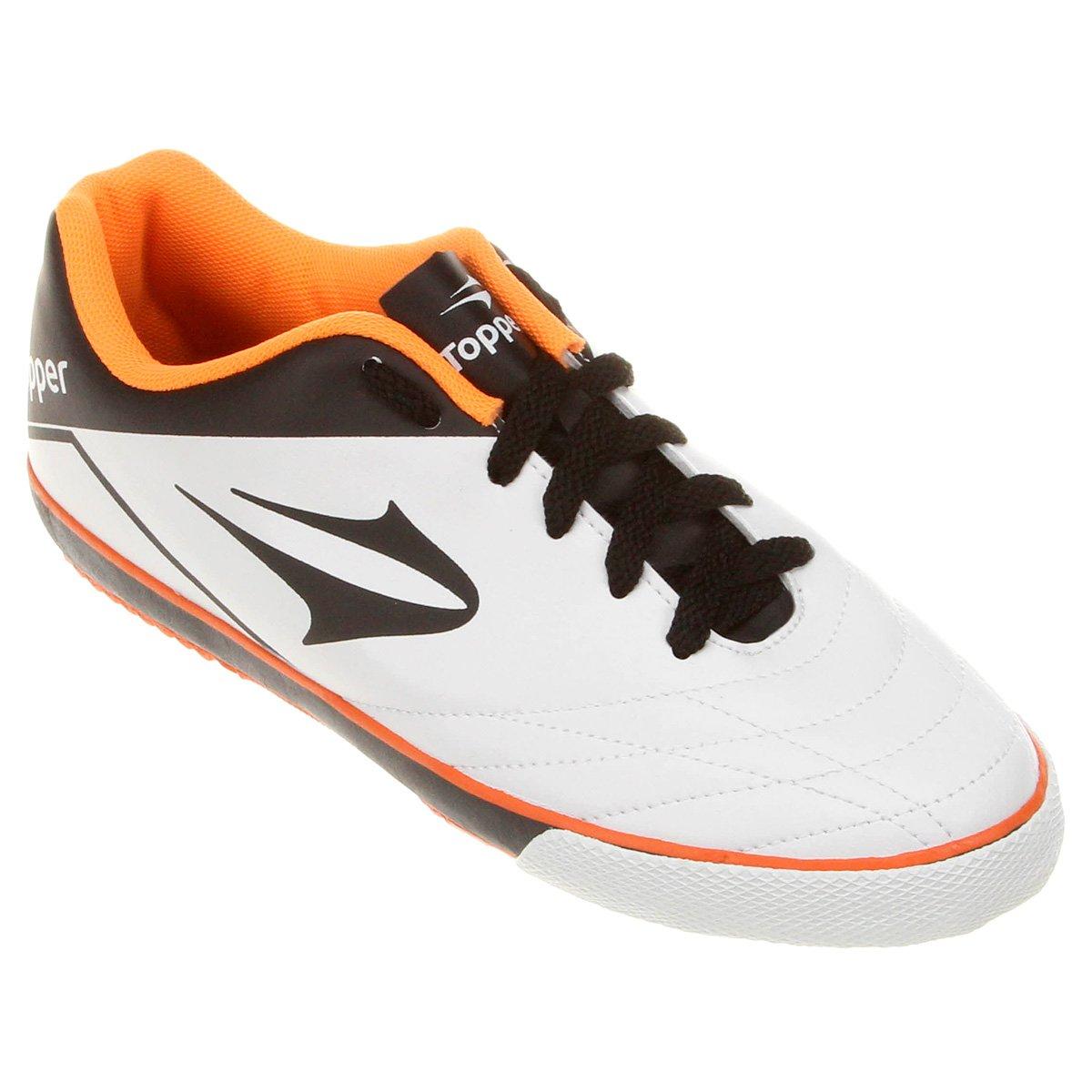 1aac8d6752b Chuteira Futsal Topper Frontier 7 - Compre Agora