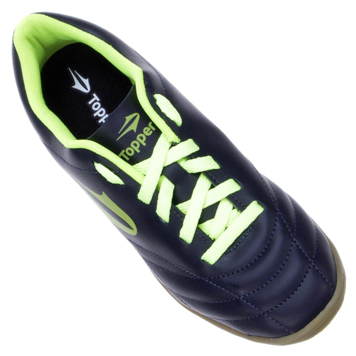 Chuteira Futsal Topper Slick 2 Masculina - Compre Agora  d82f3fc25e1c8