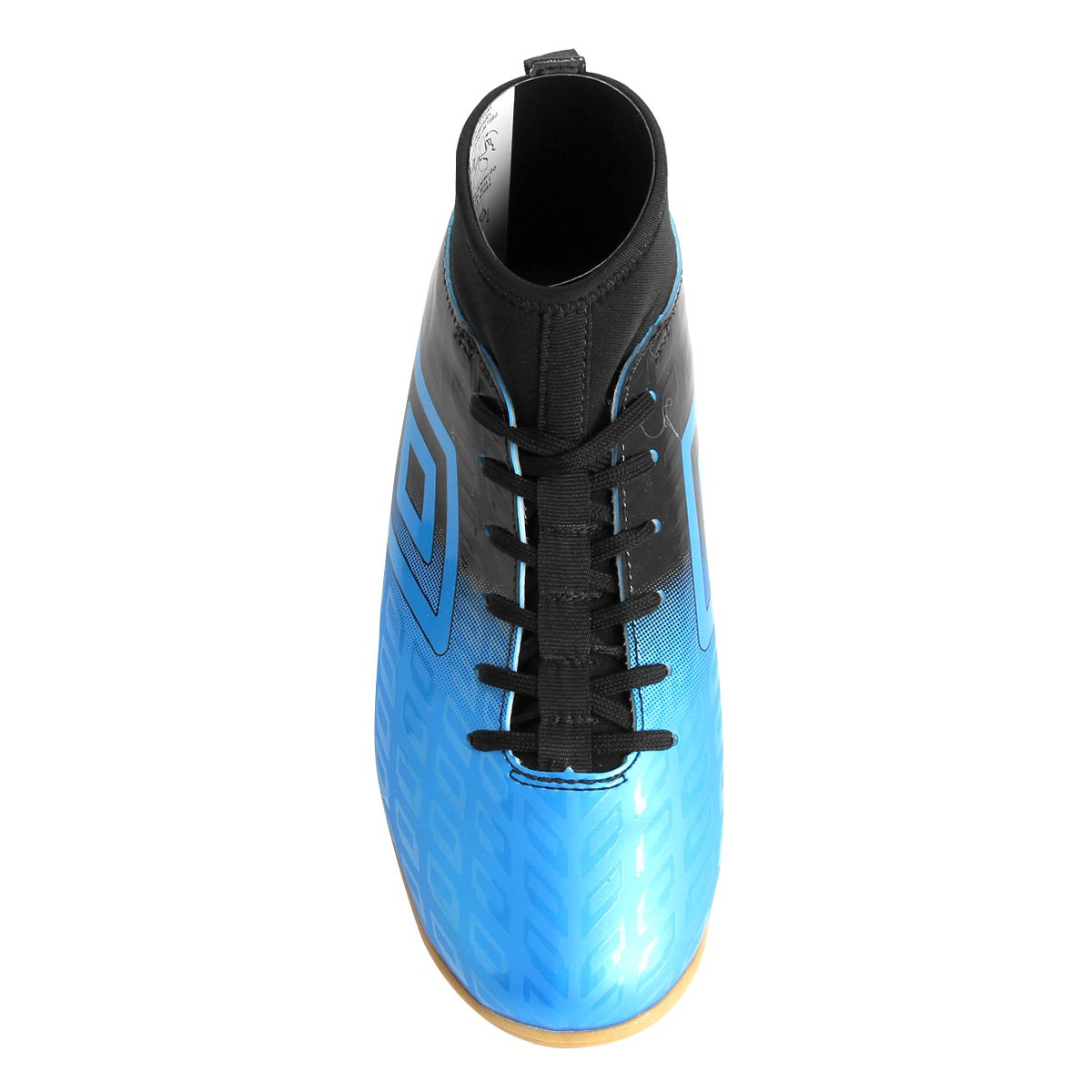 430f8e834f Chuteira Futsal Umbro Calibra - Azul e Preto - Compre Agora