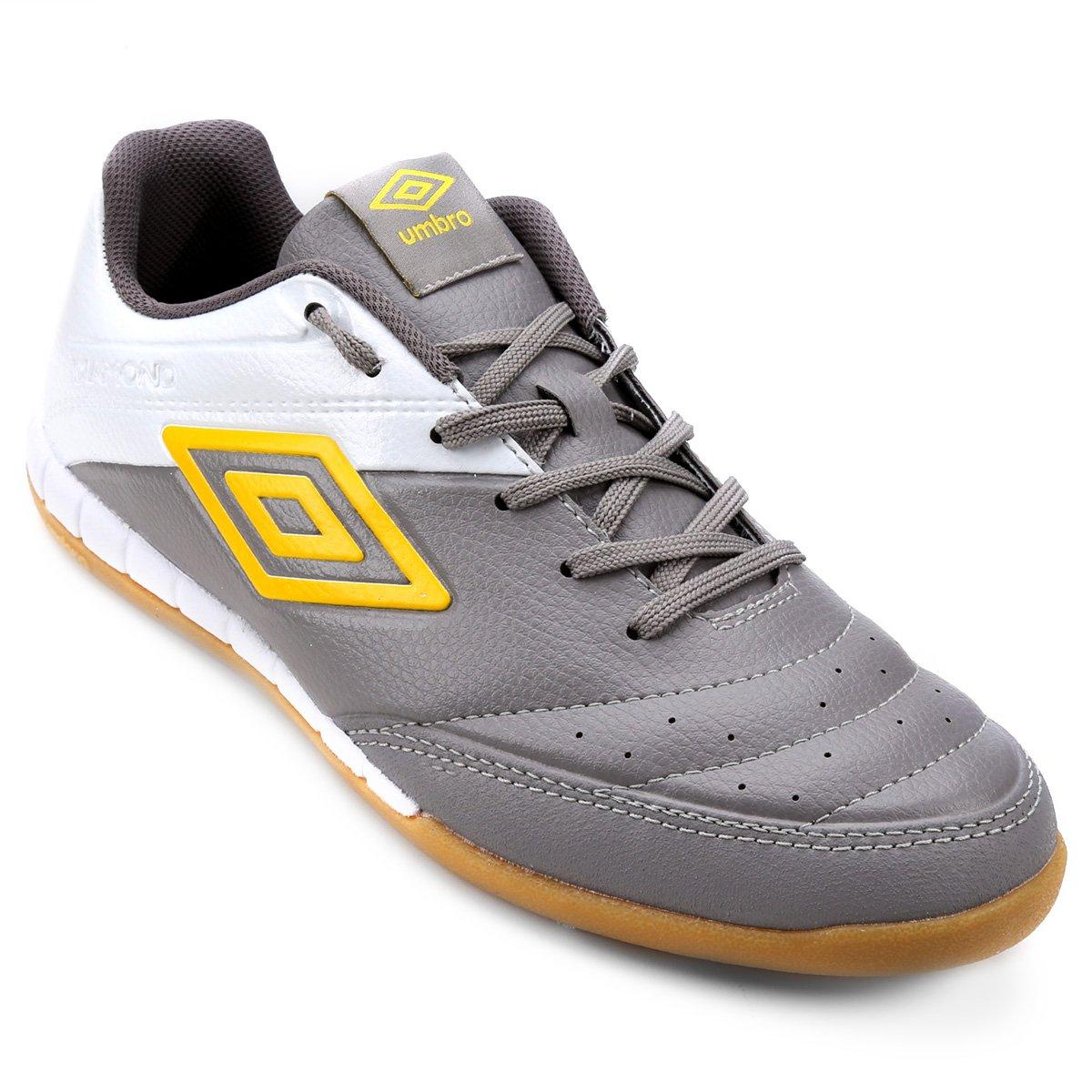 9ed3c27bf5cea Chuteira Futsal Umbro Diamond 2 - Compre Agora