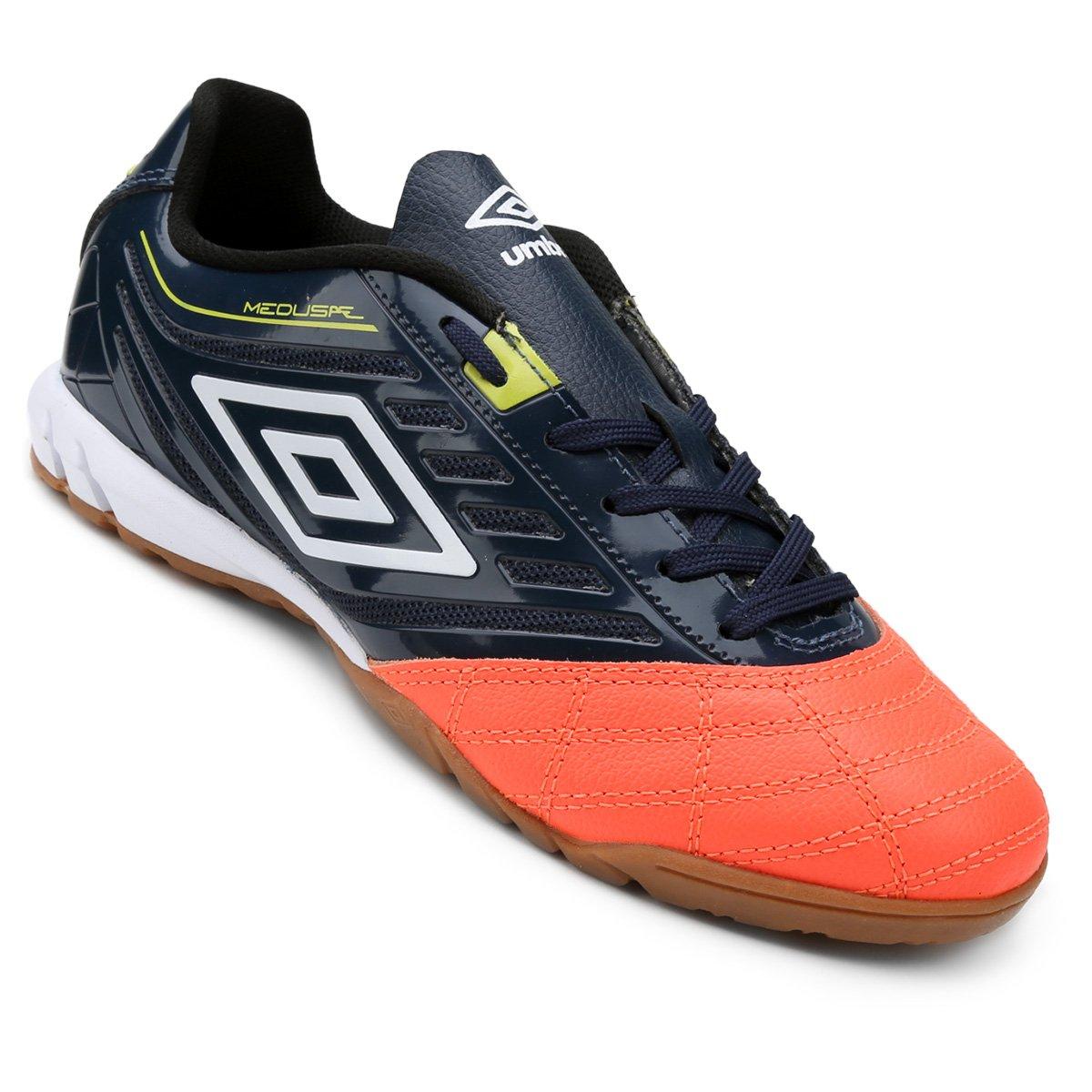 Chuteira Futsal Umbro Medusae Premier Masculina - Compre Agora ... ebf1f969119eb