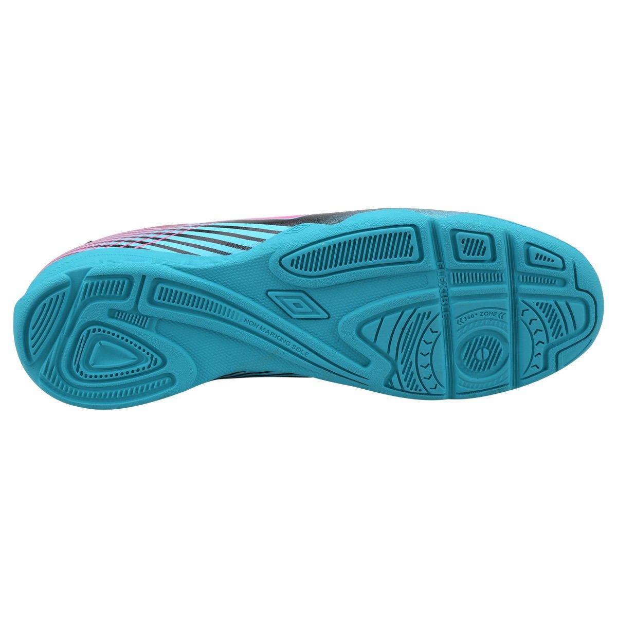 Chuteira Futsal Umbro Slice 3 Masculina - Azul e Rosa - Compre Agora ... 7e808af4307ba