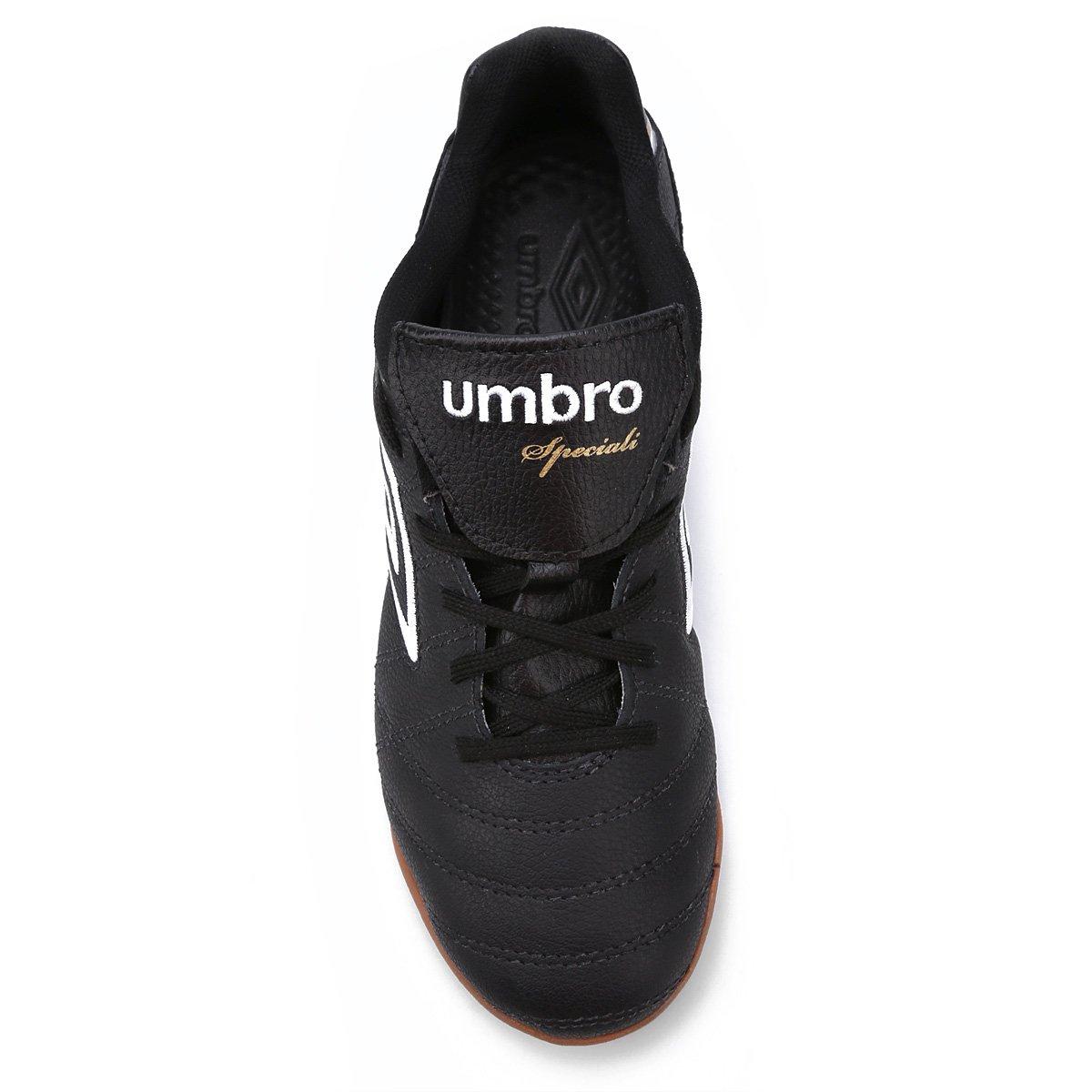 Chuteira Preto Speciali Futsal Branco Chuteira e Umbro Premier Futsal Masculina dTUvOqvw6