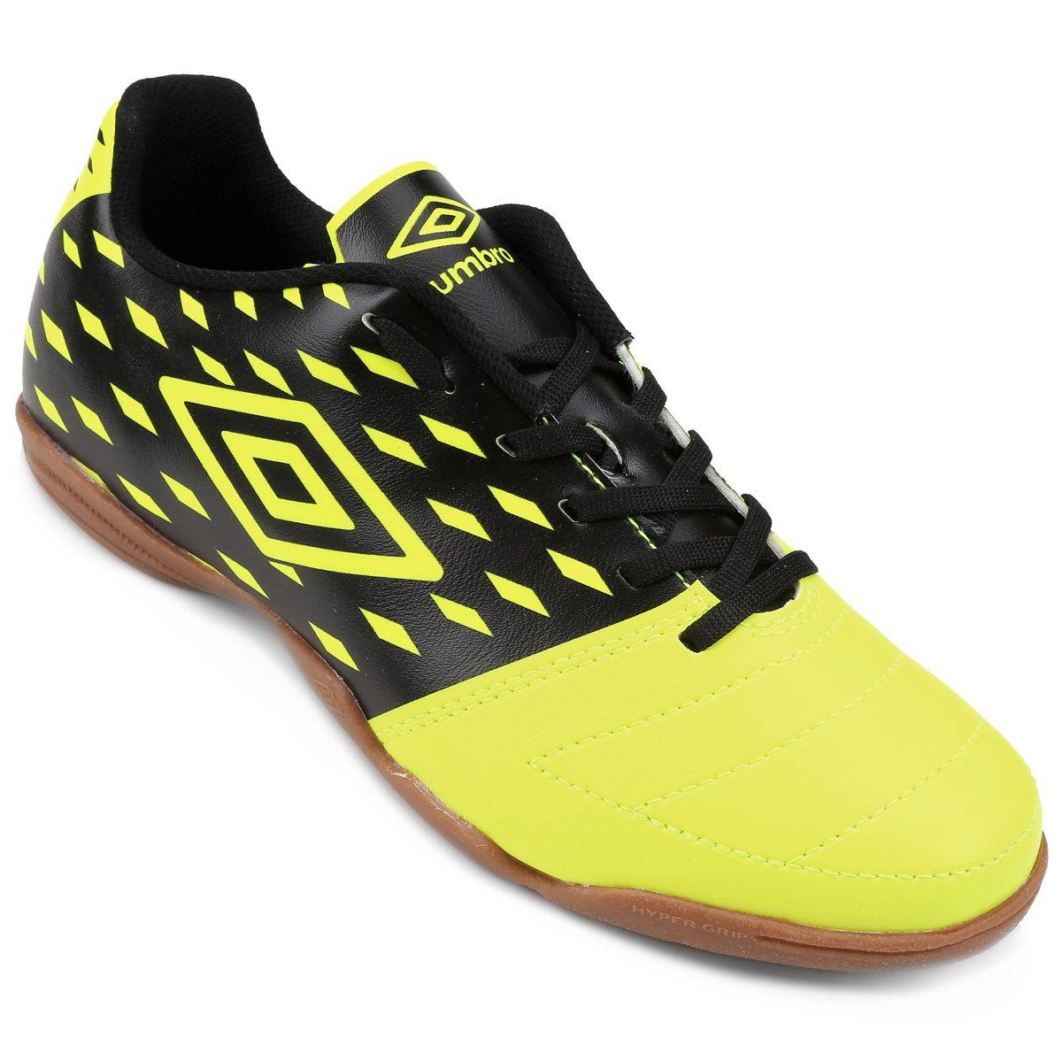 b7fb5c6fb07ec Chuteira Futsal Umbro Stratus - Compre Agora