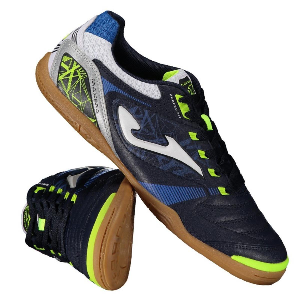 23b8b8b87b Chuteira Joma Maxima Futsal Masculina - Compre Agora