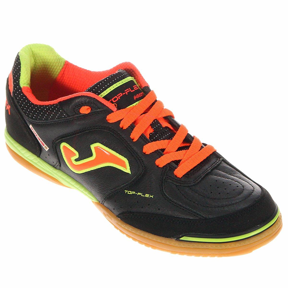Chuteira Joma Top Flex Futsal - Compre Agora  d02f90ae0839b