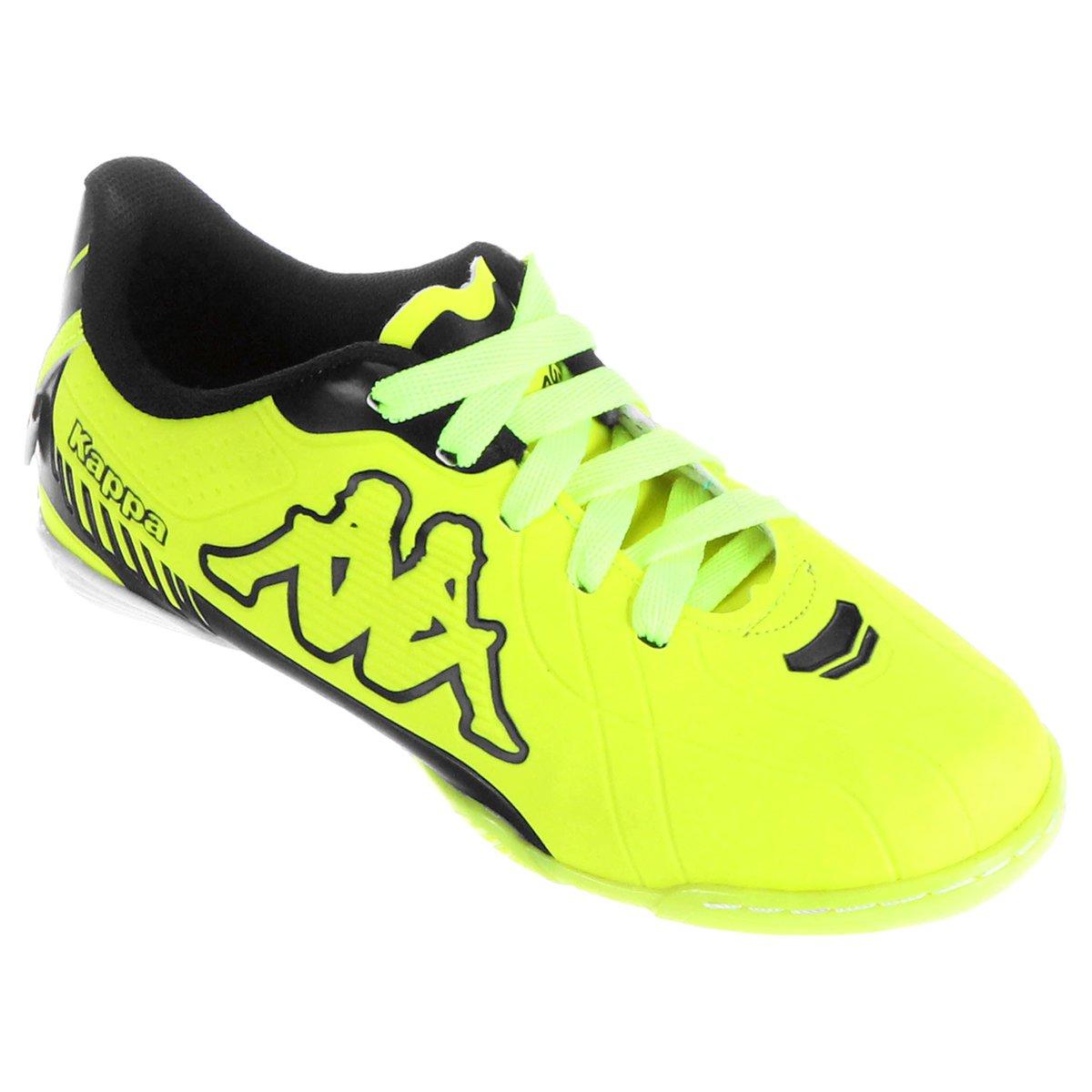 Chuteira Kappa Torino Futsal Infantil - Compre Agora   Netshoes 1469aa60fe