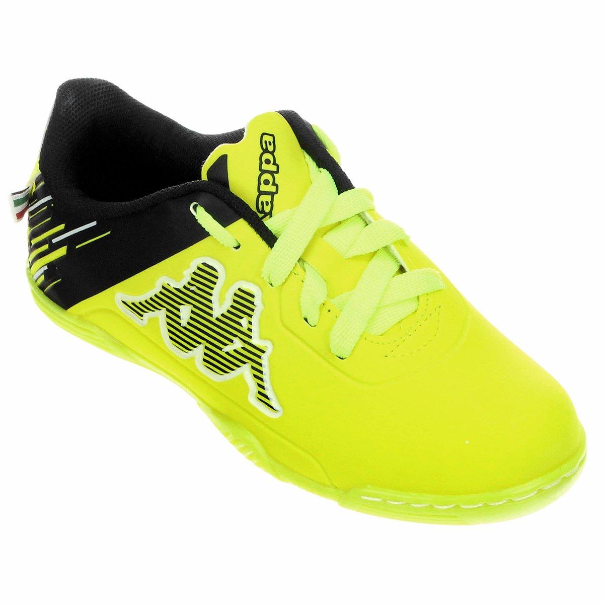Chuteira Kappa Viento Futsal Infantil - Compre Agora   Netshoes c1936dedf4