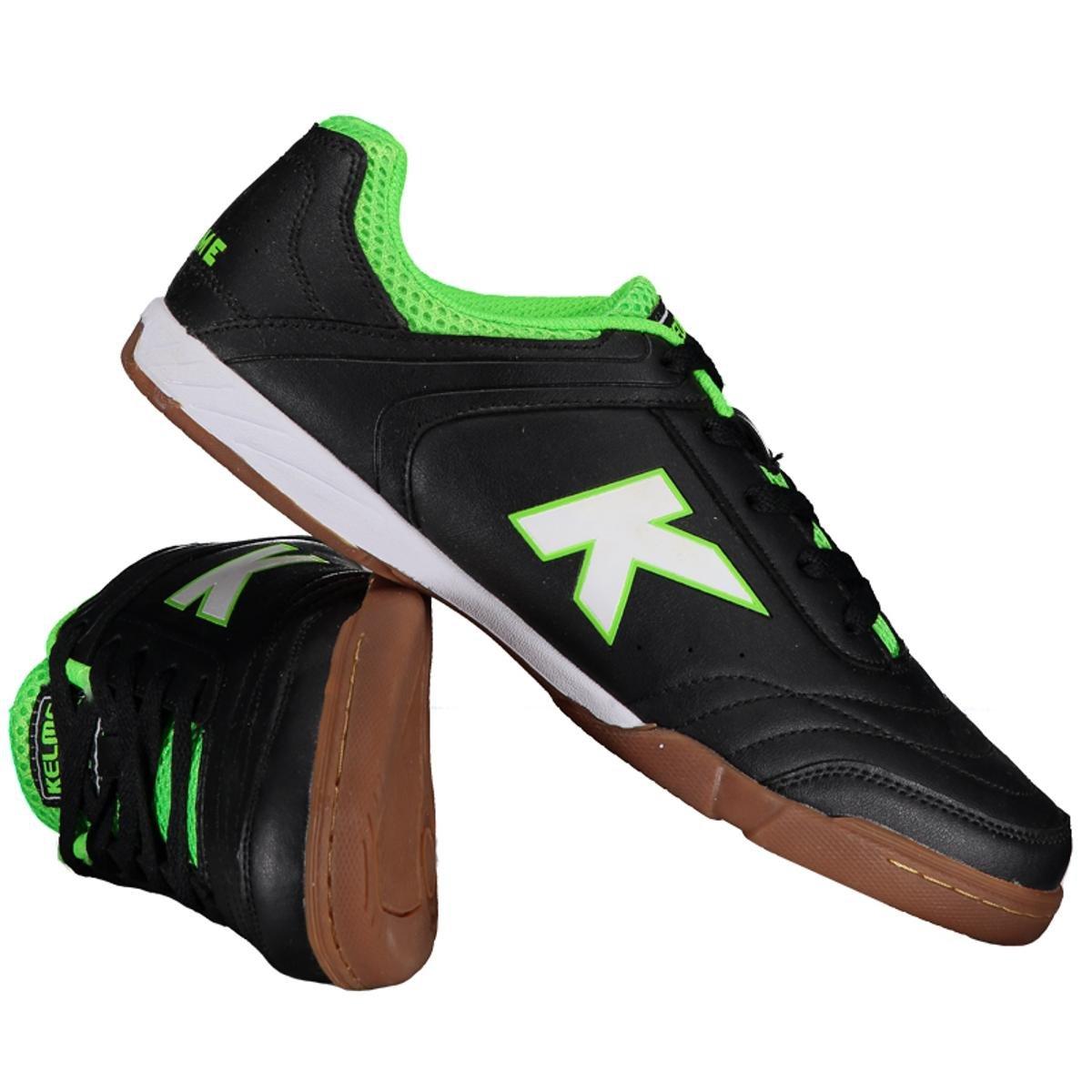 72c6ec4d84f Chuteira Kelme Precision Trn Futsal - Preto - Compre Agora