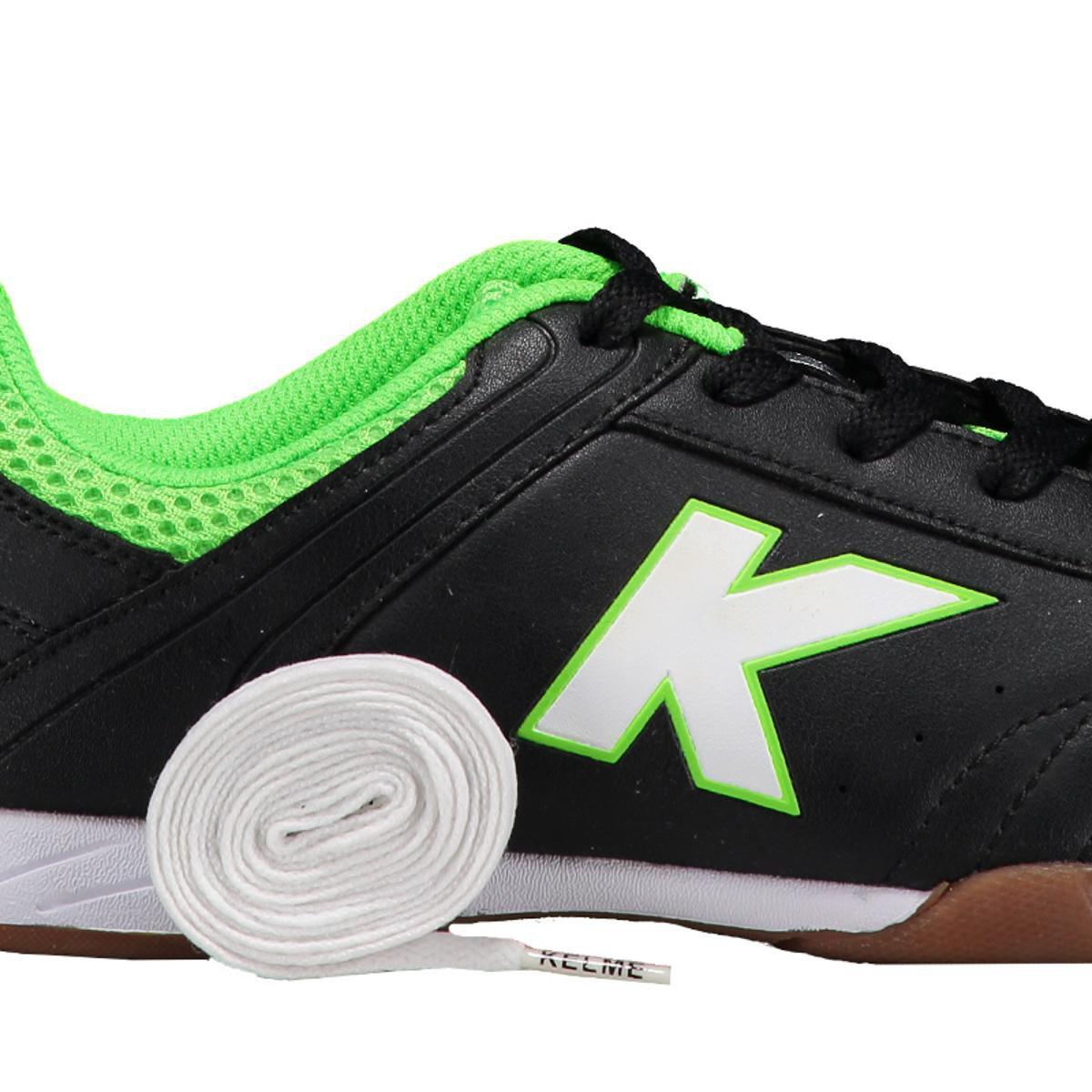 b0abc28fabc Chuteira Kelme Precision Trn Futsal - Preto - Compre Agora
