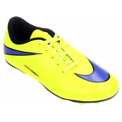 ca99596b7d40c Chuteira Nike Hypervenom Phade FG-R Juvenil - Compre Agora | Netshoes