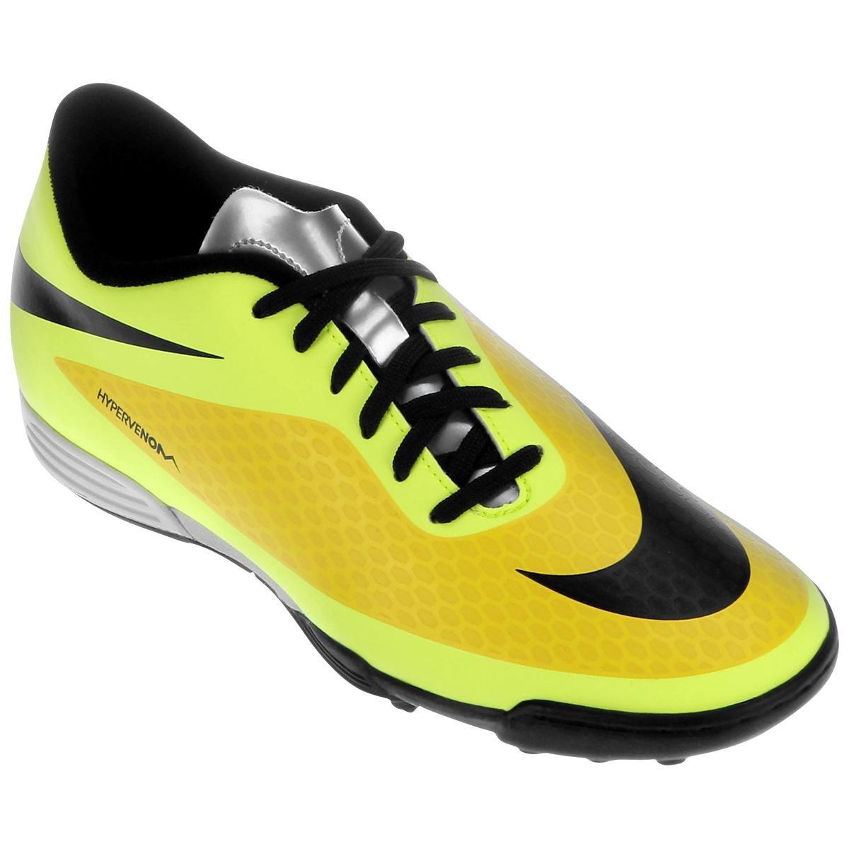Chuteira Nike Hypervenom Phade TF - Compre Agora  9c615334ec70b