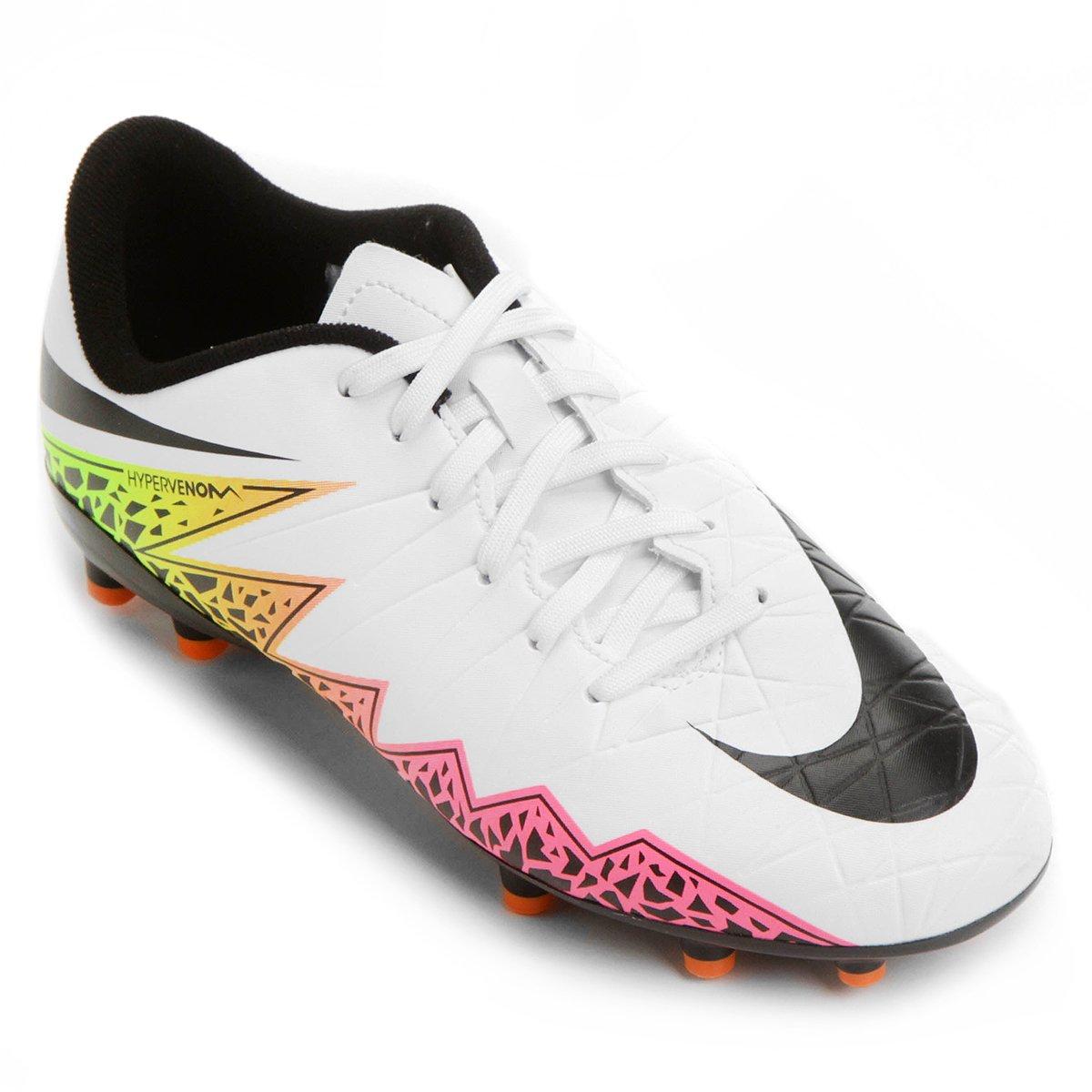 Chuteira Nike Hypervenom Phelon 2 FG Infantil - Compre Agora  e6b261adbf94e