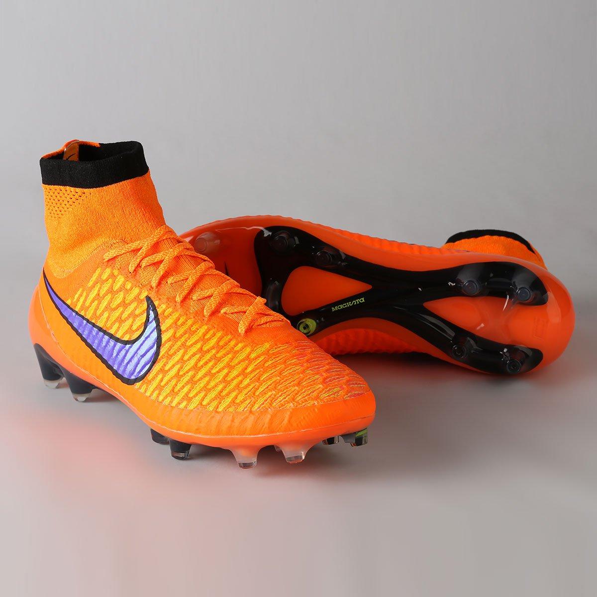 744042ebce59c Chuteira Nike Magista Obra FG Campo - Compre Agora