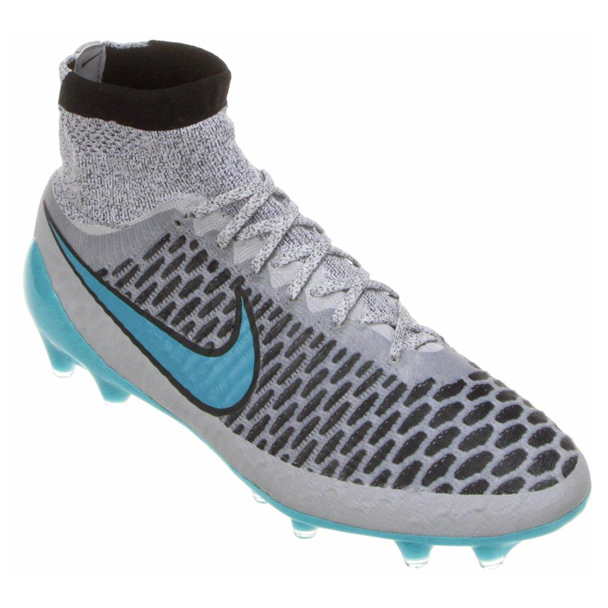 be3785e530 Chuteira Nike Magista Obra FG Campo