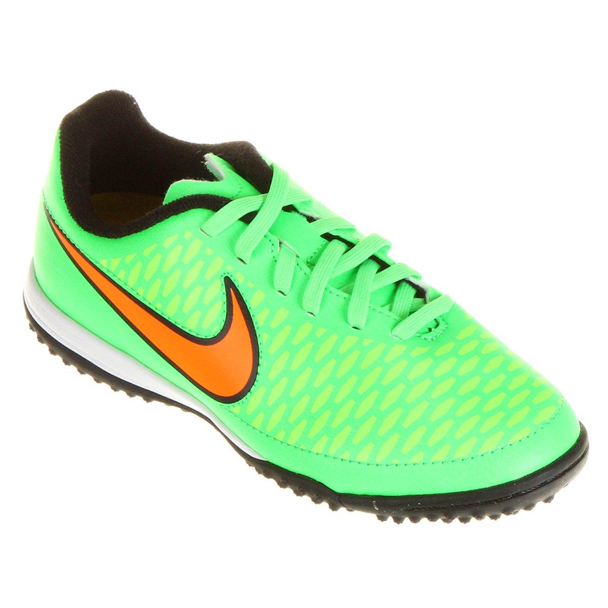 eba4ace1e4 Chuteira Nike Magista Onda TF Society Infantil - Compre Agora