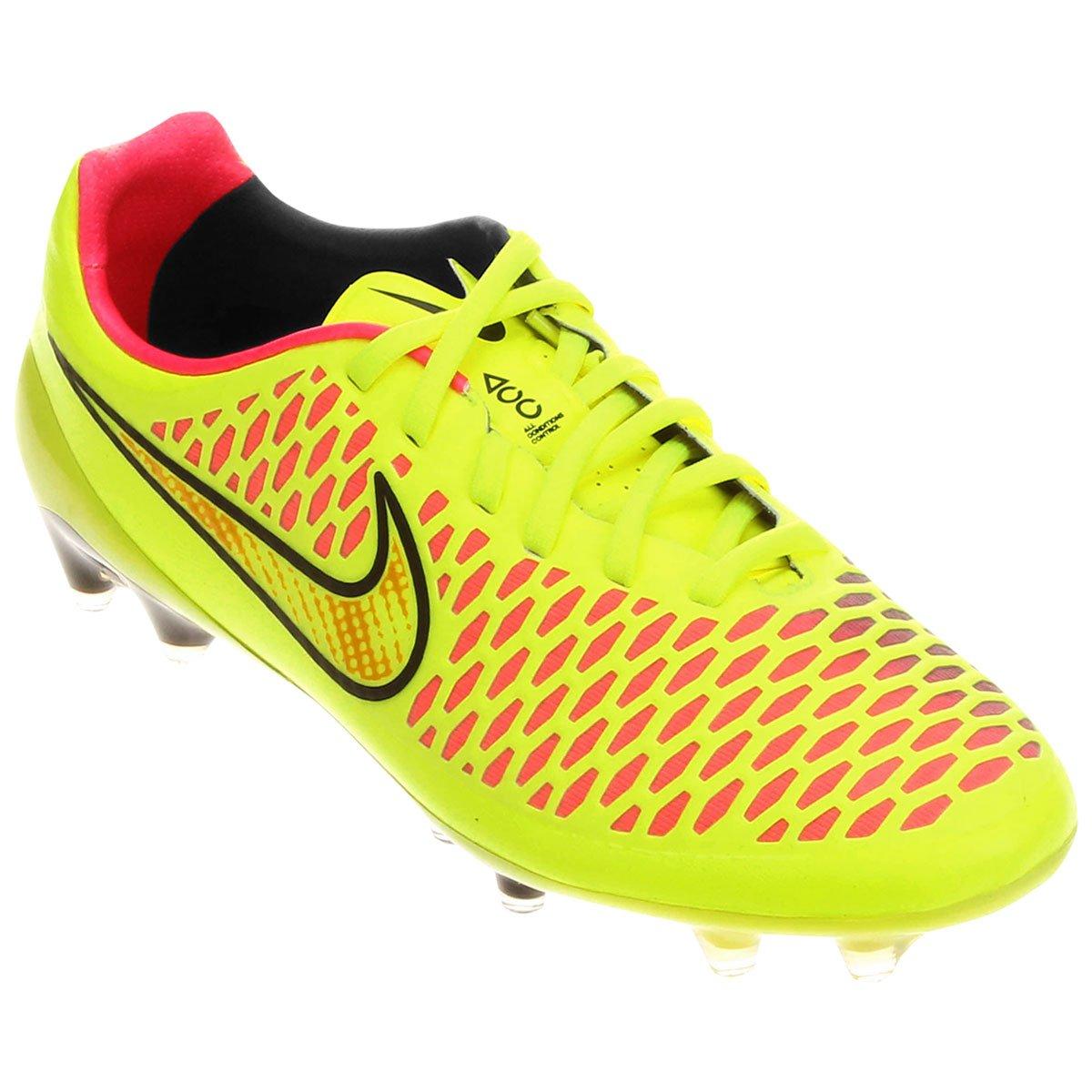 Chuteira Nike Magista Opus FG Campo - Compre Agora  e8d63cb6c6330