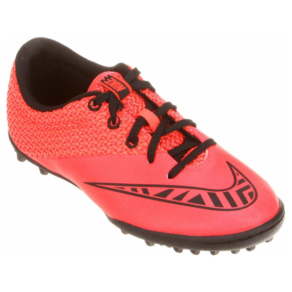 46d15be794 Chuteira Nike Mercurial Pro TF Society Infantil - Compre Agora ...