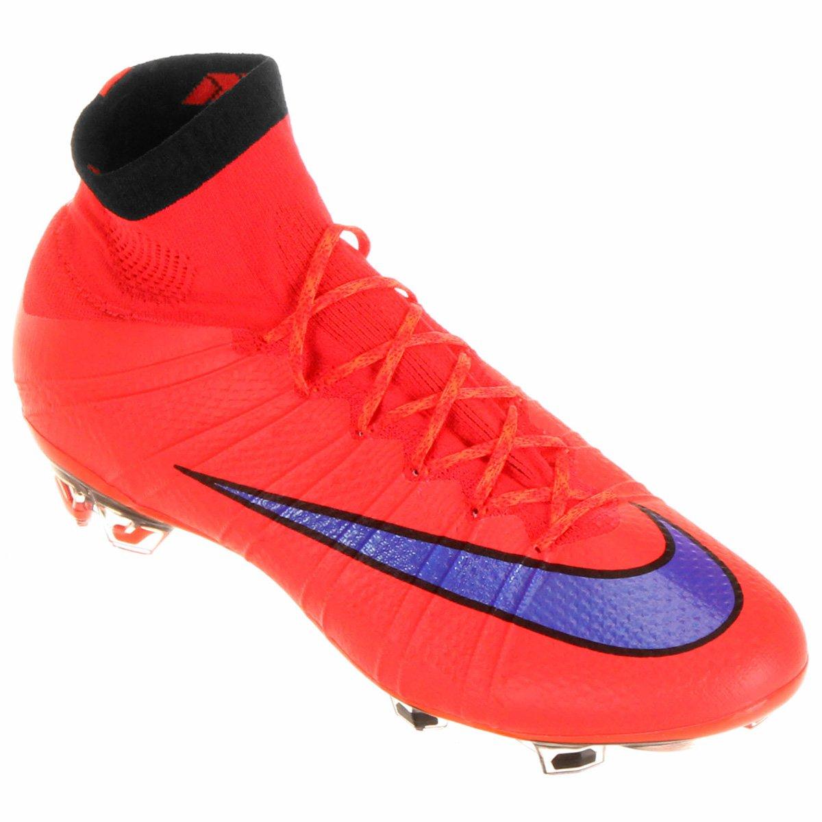 new style d30ee 7f1b7 Chuteira Nike Mercurial Superfly FG Campo - Compre Agora  Ne